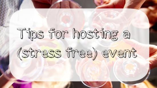event hosting